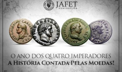 A História Dos Imperadores Romanos: Galba, Otho, Vitellius e Vespasianus