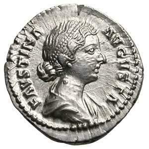 Fecundias, deusa romana da fertilidade, era representada segurando uma criança nos denários romanos