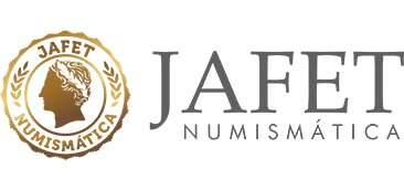 Logo - Jafet Numismática