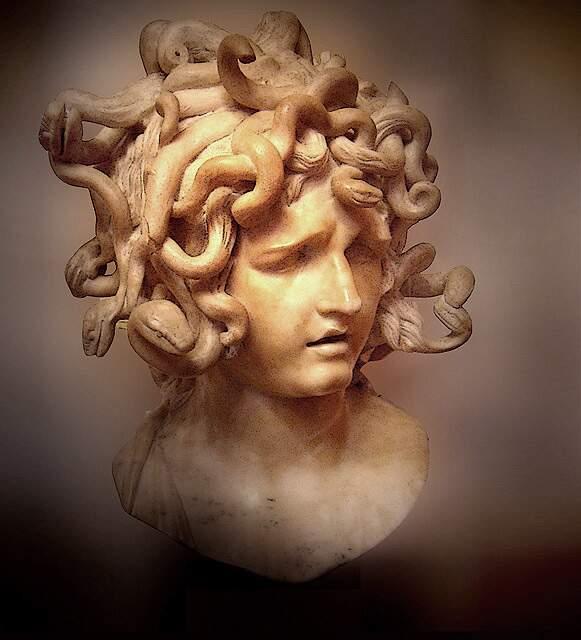 A Medusa é uma das mais conhecidas criaturas mitológicas!