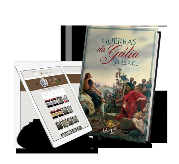 E-book grátis: Guerras da Gália.